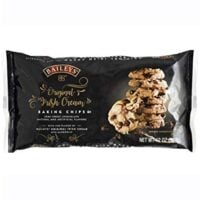 BAILEYS Original Irish Cream Baking Chips, Semi Sweet Chocolate Chips for Baking, Candy and Desserts (1)