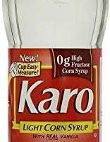 Karo Light Corn Syrup, 16 fl oz (Pack of 2)