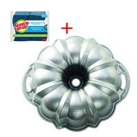 BUNDLE Bundt Pan and 🎁 free GIFT (6 Count Sponges)