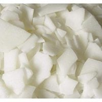 Natural Soy Wax, 10 lb. Bag, White