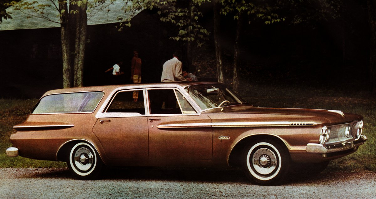 6 Station Wagons From Chrysler 1962 Click Americana