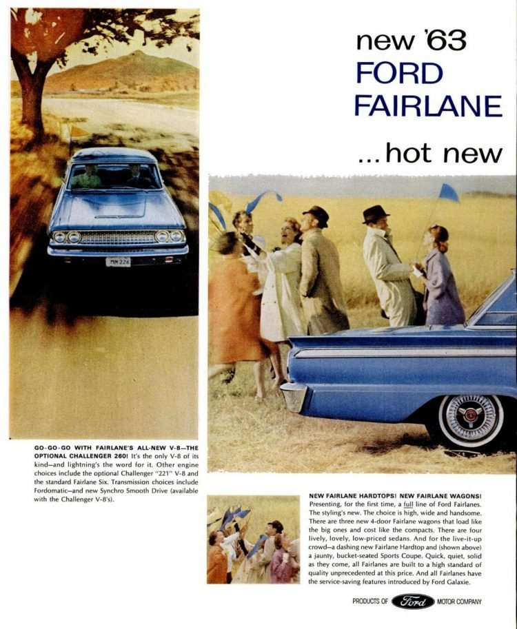 63 Ford Fairlane - Sep 28, 1962