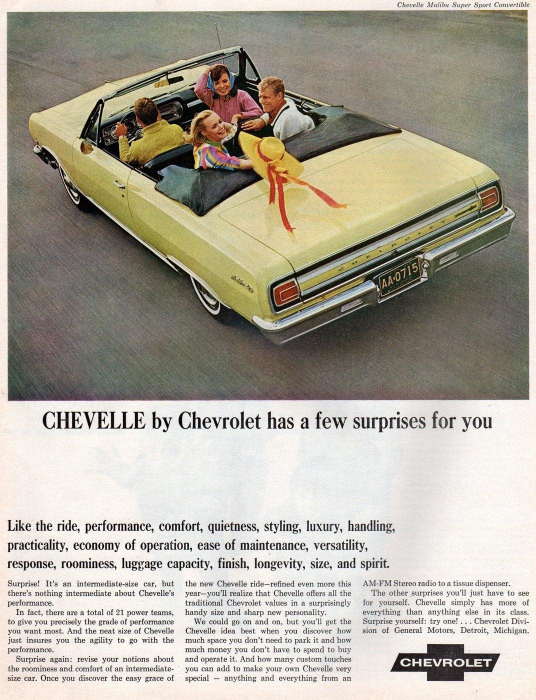 65 Chevy Chevelle