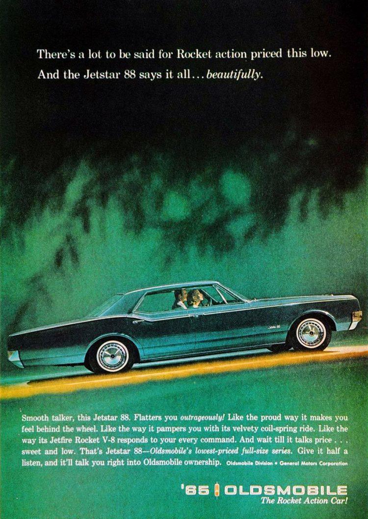 65 Oldsmobile Jetstar 88