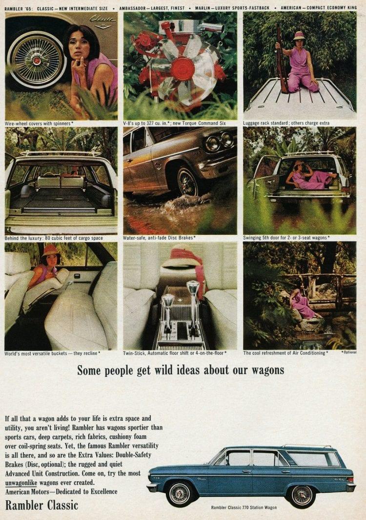 65 Rambler cars (1)