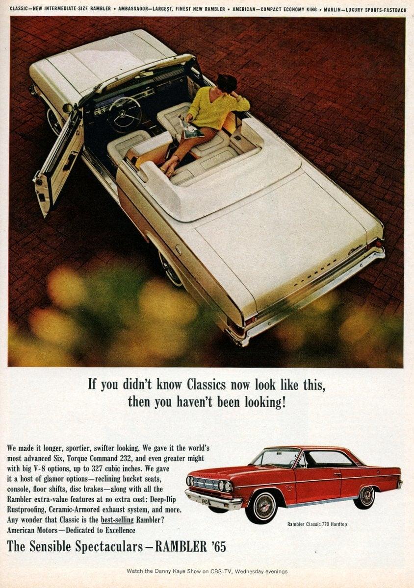 65 Rambler cars (3)