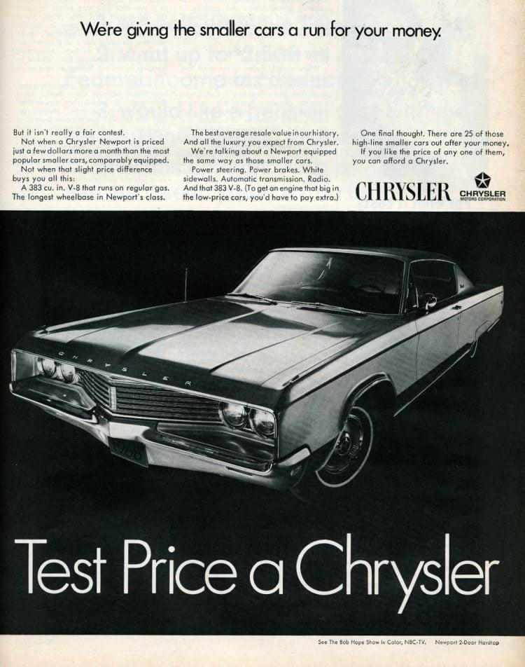 68 Chrysler Newport