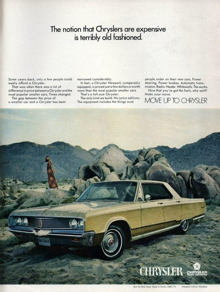 68 Chrysler Newport - Classic car