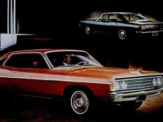 69 Ford Fairlane cars - Dec 1968