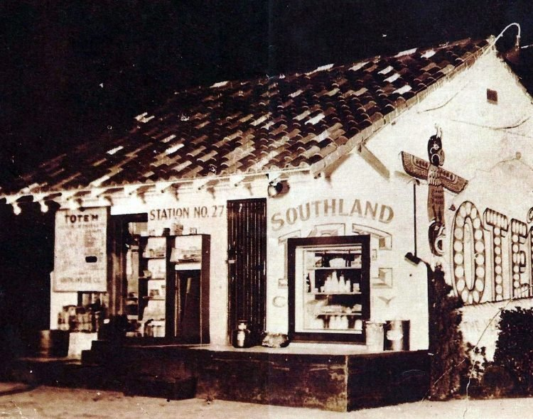 7-Eleven History - Southland - Tote'm store