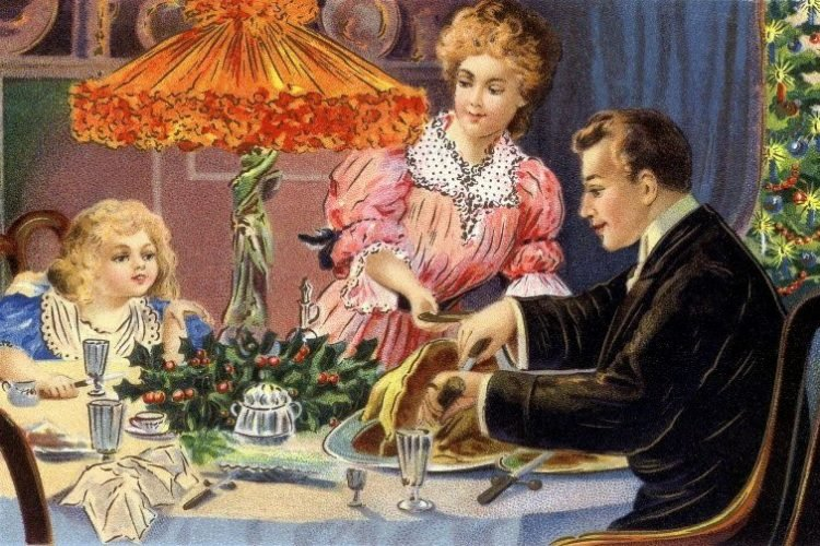 7 Victorian Christmas side dishes which actually don't sound too bad