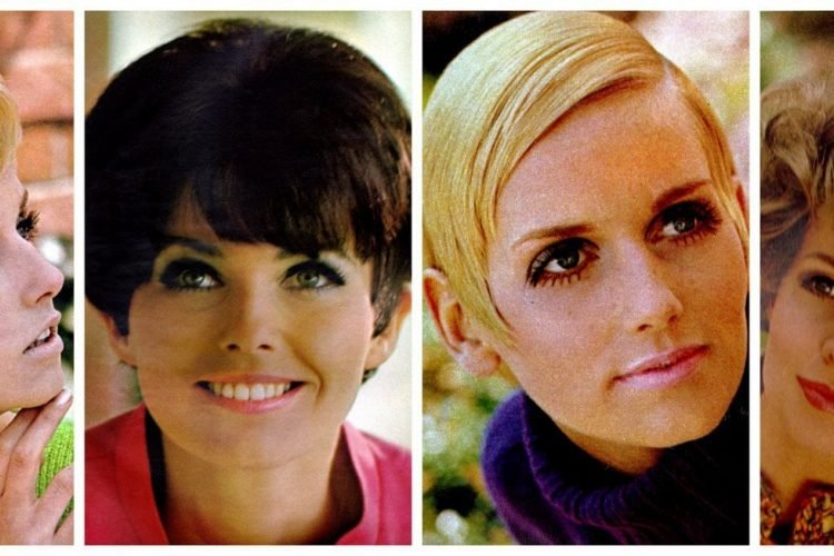 7 big pictures of the hottest hairstyles of 1967