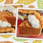 7-step Pumpkin chiffon pie recipe from 1959