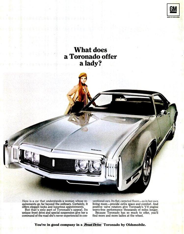 70 Oldsmobile Toronado