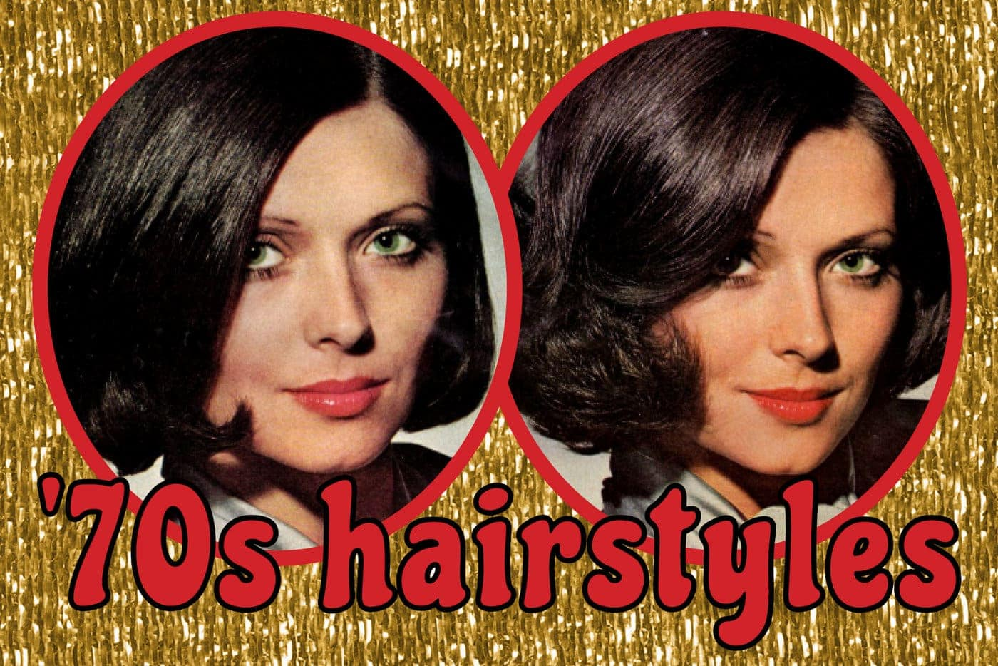 How To Create 5 Different Classic 70s Hairstyles Plus Check Out 8