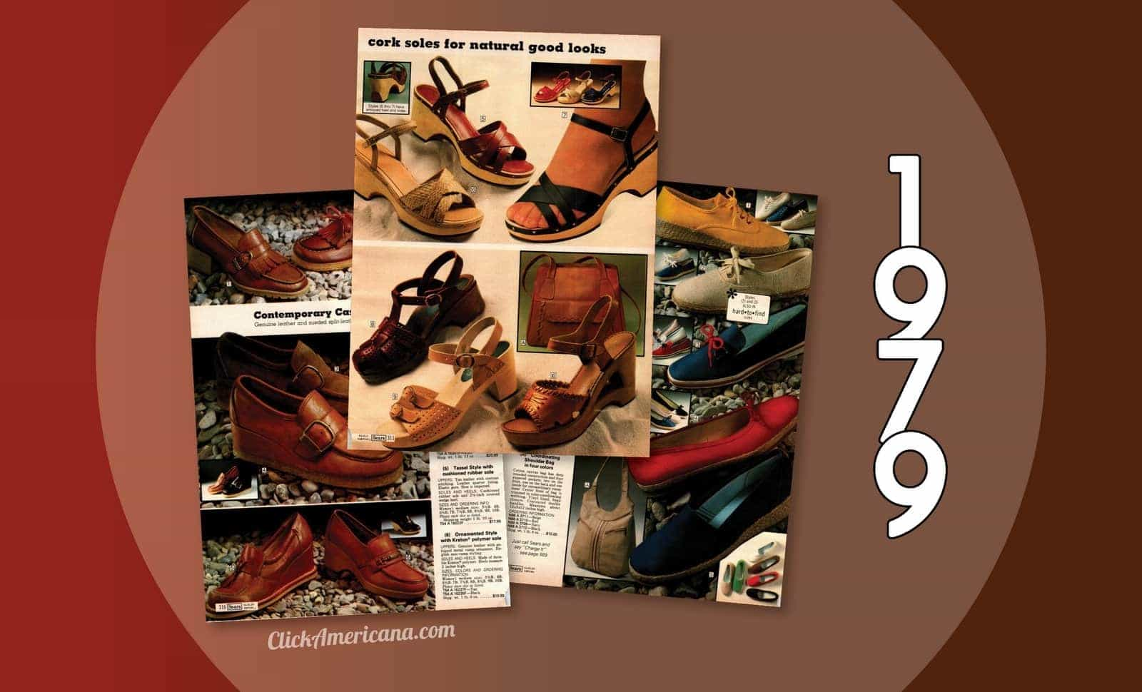 shoes from the 1979 Sears catalog