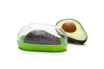 Avocado Keeper - Keep Your Avocados Fresh for Days, Snap-On Lid