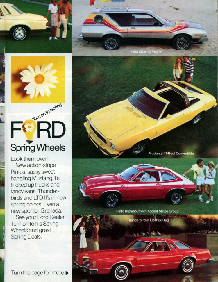 '77 Ford cars and trucks (1)