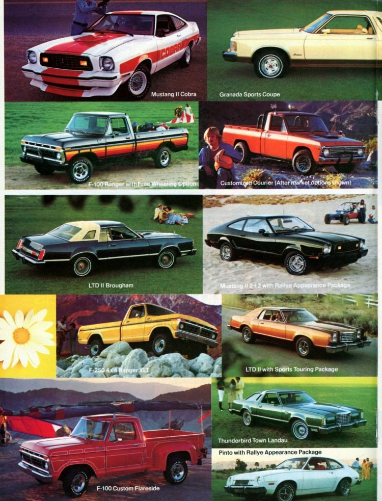 '77 Ford cars and trucks (2)