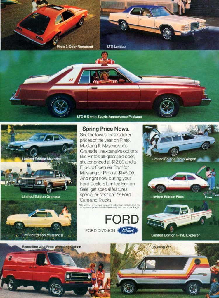 '77 Ford cars and trucks (3)