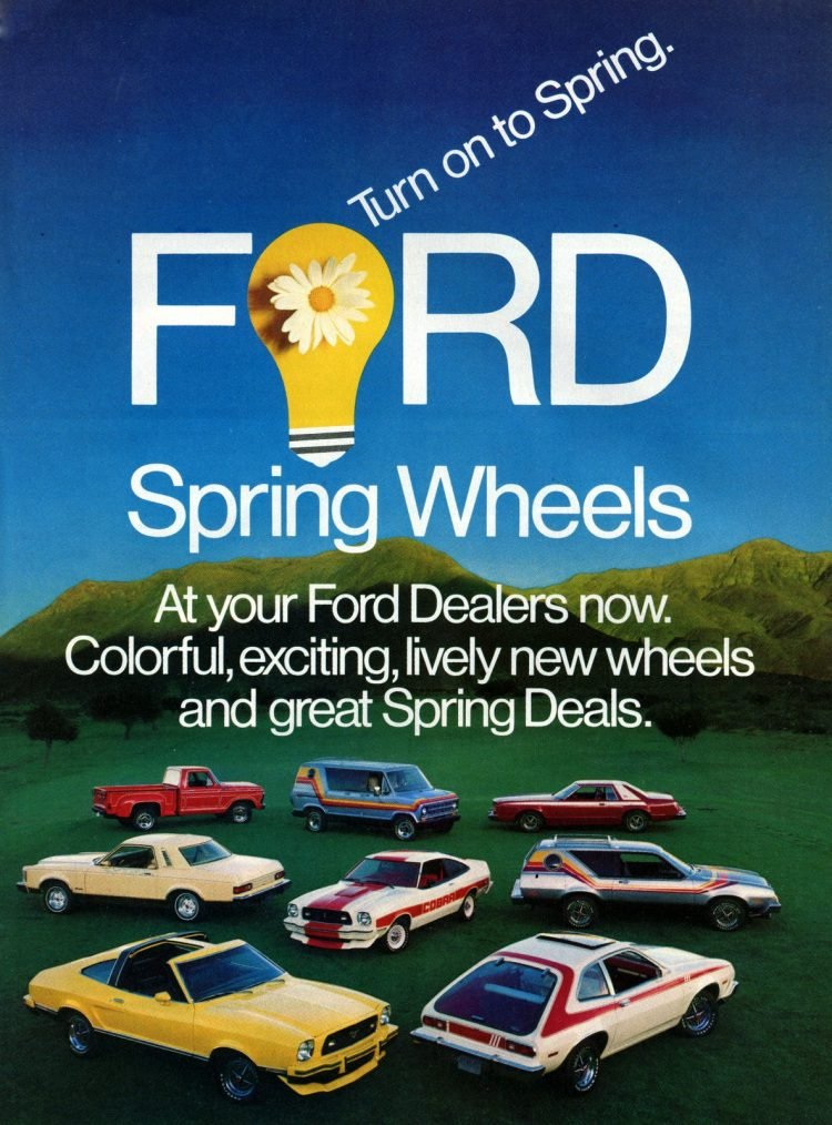 '77 Ford cars and trucks (4)