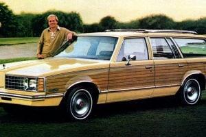 79 Pontiac Grand LeMans Safari - Golfer Jack Nicklaus