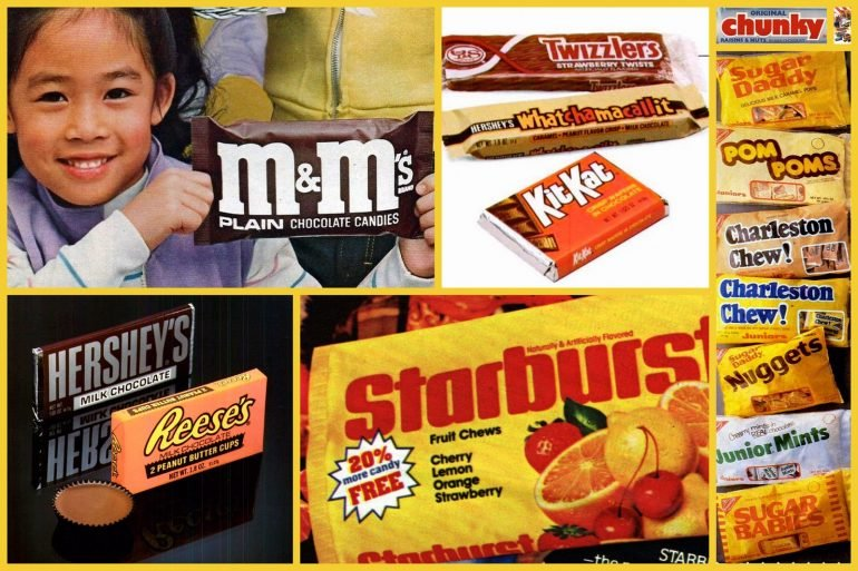 80s candy 30 most excellent favorites