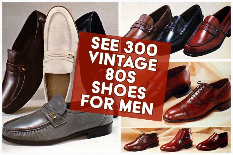 80s shoes for men