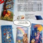 80s sleeping bags - Winnie the Pooh, Bugs Bunny, Benji, Pink Panther