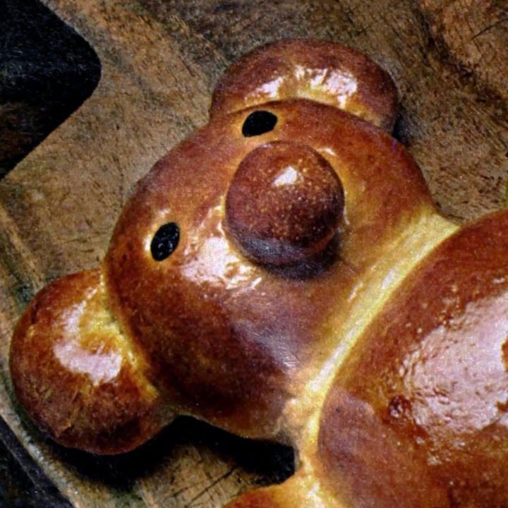 80s teddy bear bread recipe
