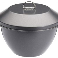 Kitchen Craft KCMCHB61 Master Class Non-Stick 2 Litre Pudding Steamer