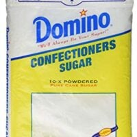 Domino Confectioners Sugar 10x Powdered Pure Cane Sugar, 4 Lb
