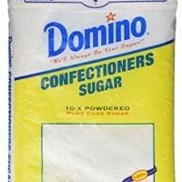Domino Confectioners Sugar 10x Powdered Pure Cane Sugar, 4 Lb