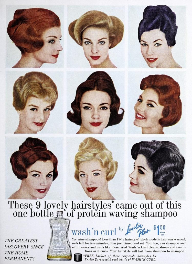 9 retro hairstyles from the 1940s