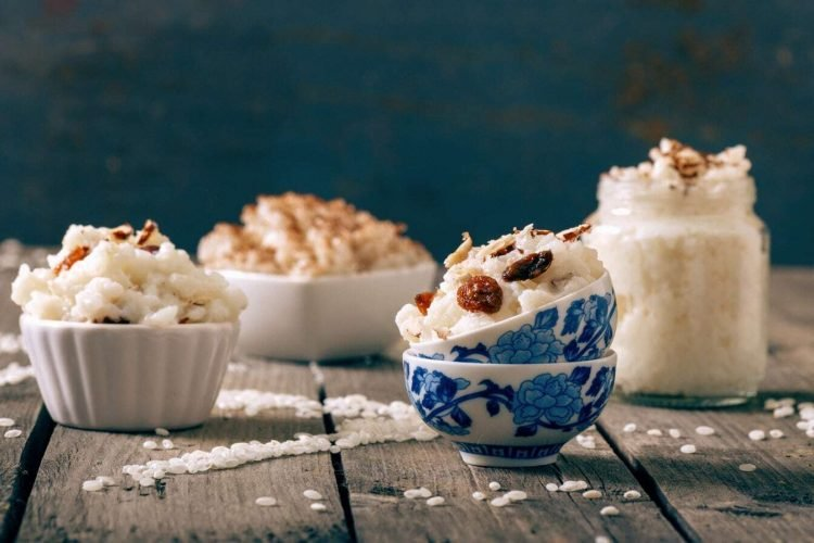 9 vintage recipes for classic rice pudding (1966)