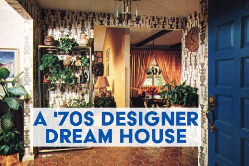 A 70s designer dream house The American Home of 1974