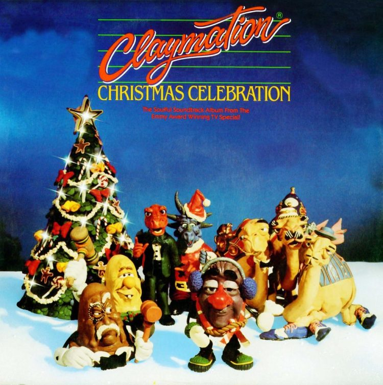 A Claymation Christmas Celebration TV special (1987)