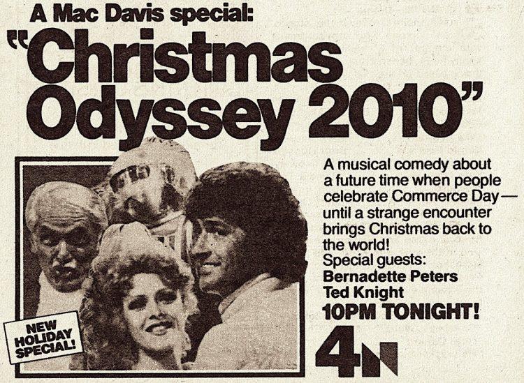 A Mac Davis Special Christmas Odyssey - 2010 (1978)