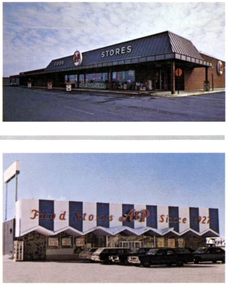 A-P vintage grocery store - 1969 14