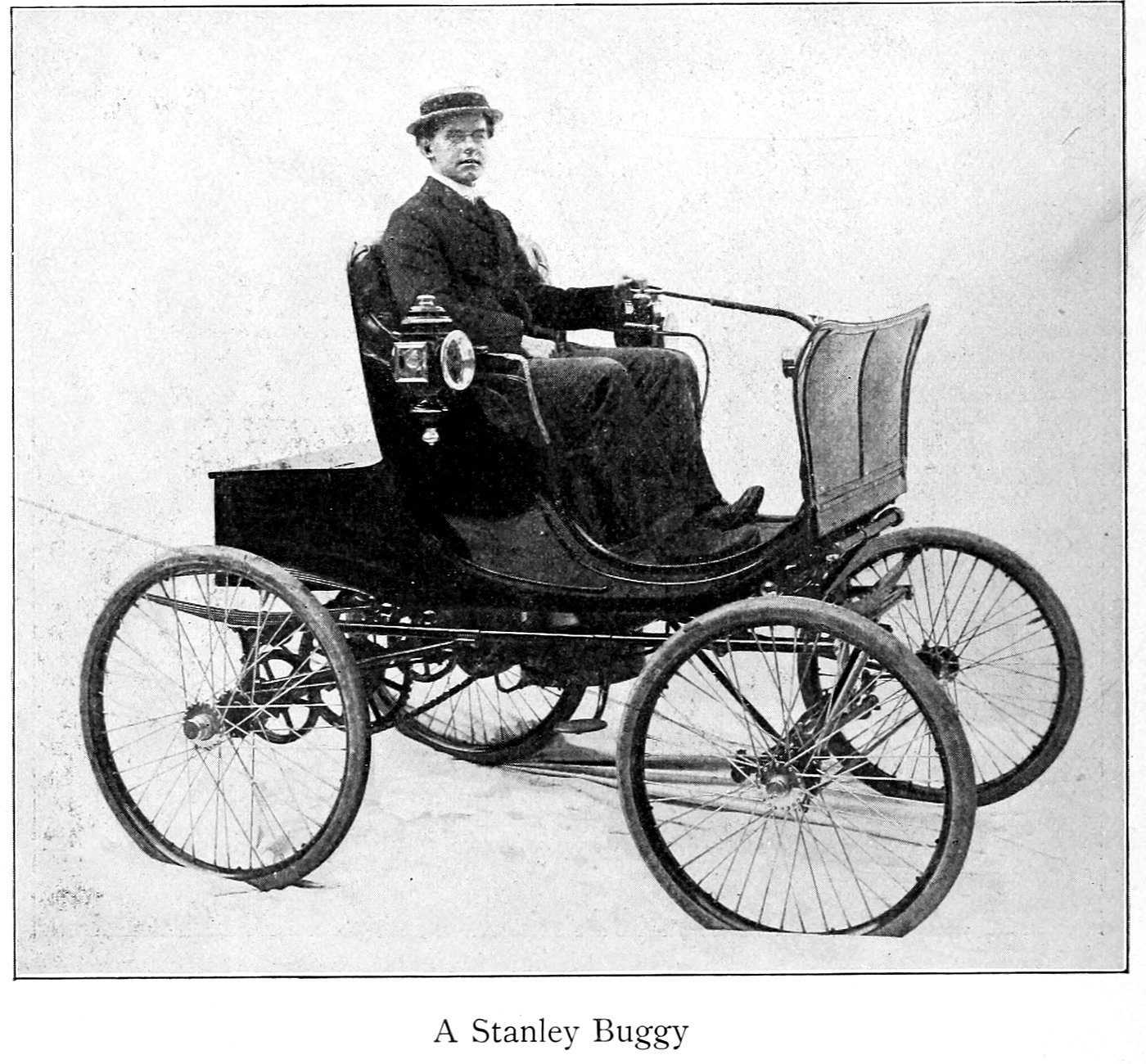 A Stanley Buggy (1899)