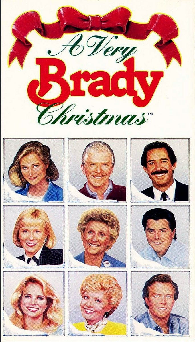 A Very Brady Christmas TV special 1988