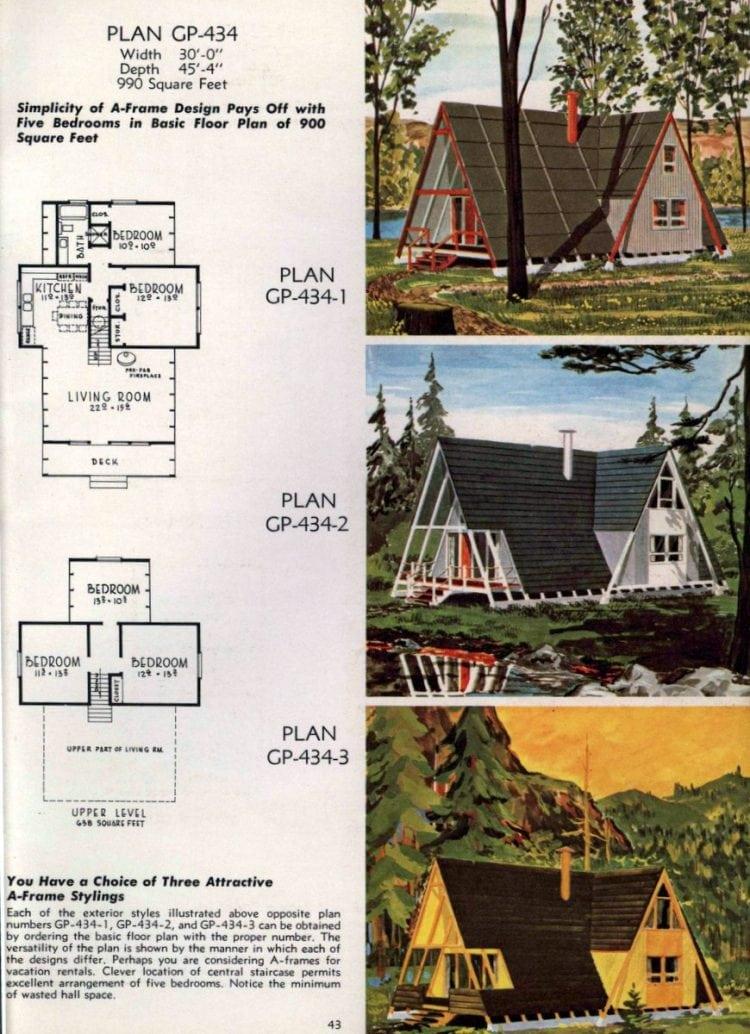 Delta Frame: A new concept (1962)