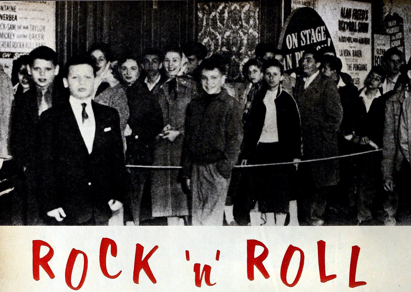 A look back at rock music from 1956 (2)