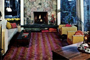 A mid-century modern home design