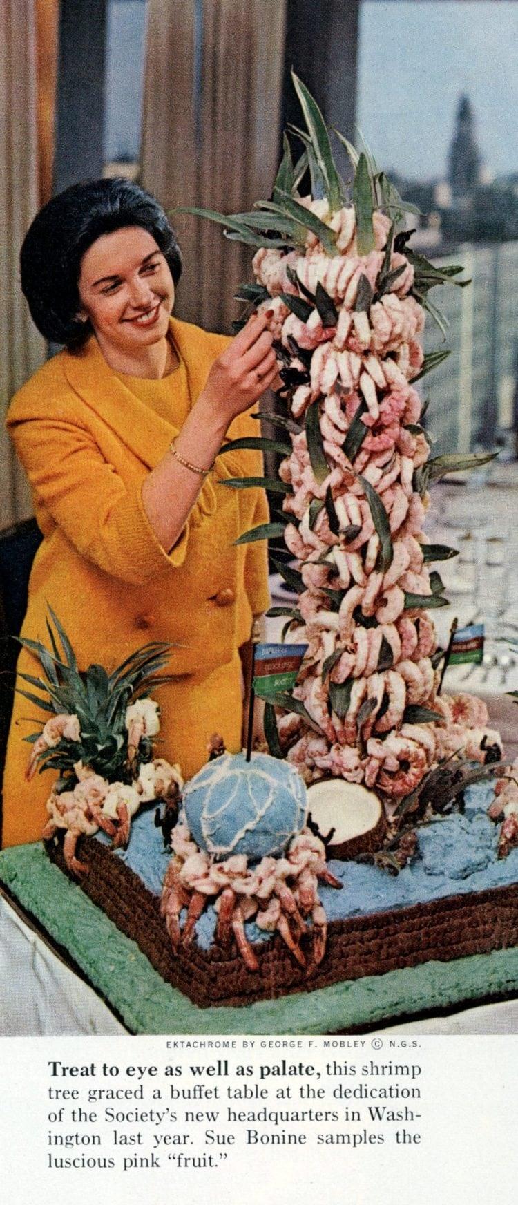 A shrimp tree from 1965