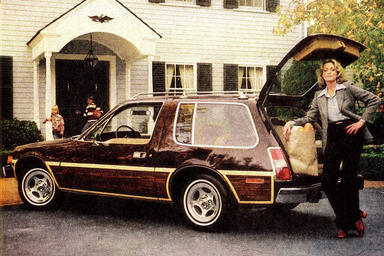 AMC Pacer Wagons from the 1970s