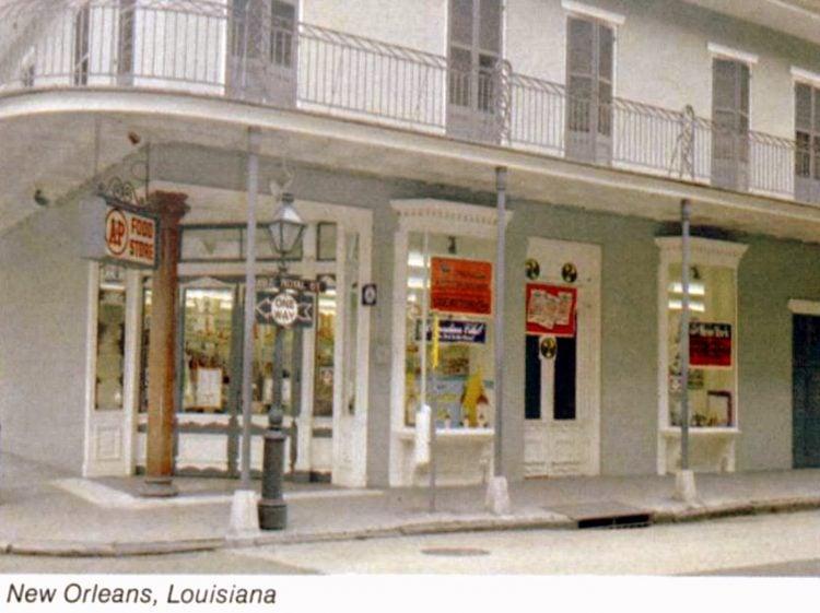 AP vintage grocery store - 1970 - 4