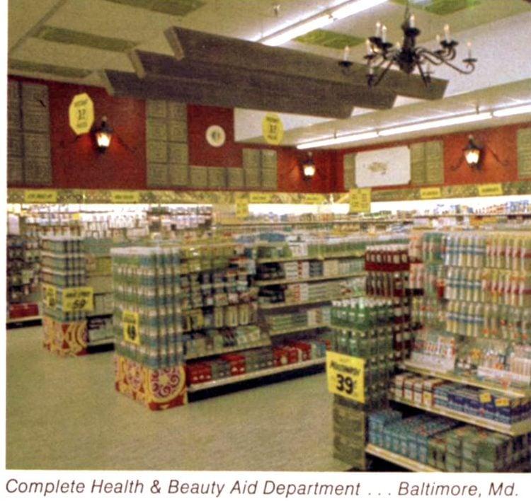AP vintage grocery store - 1970 - 6-002