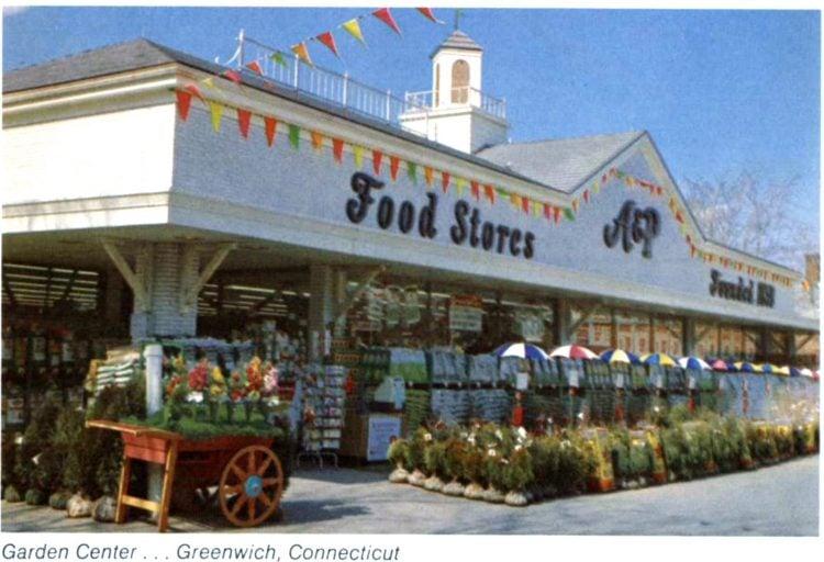 AP vintage grocery store - 1970 - 6