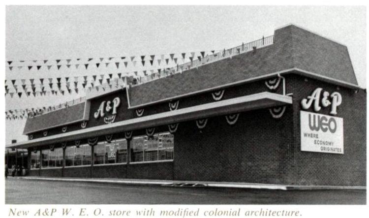AP vintage grocery store - 1971 - 3